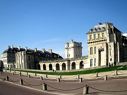 Esplanade du Château de Vincennes