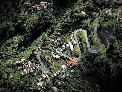 Belvédère à Funchal, Madère