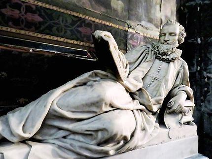Tombeau Etienne d'Aligre père