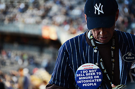 Intoxicated Yankee ?
