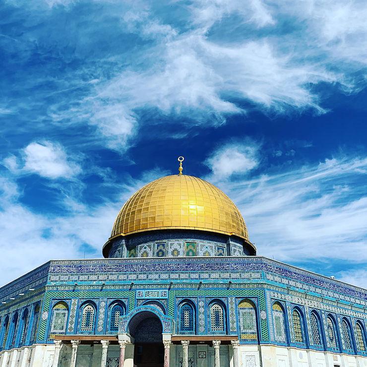 Dôme du Rocher, Jérusalem