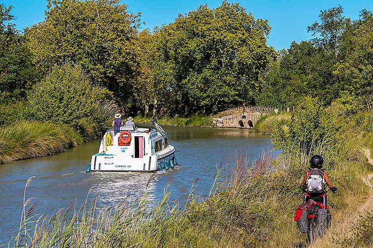 Le canal du Midi : 350 ans d'histoire