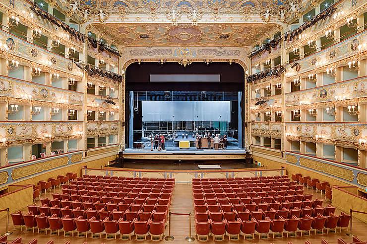 Assister à un concert à la Fenice… et lever son verre de spritz à Venise
