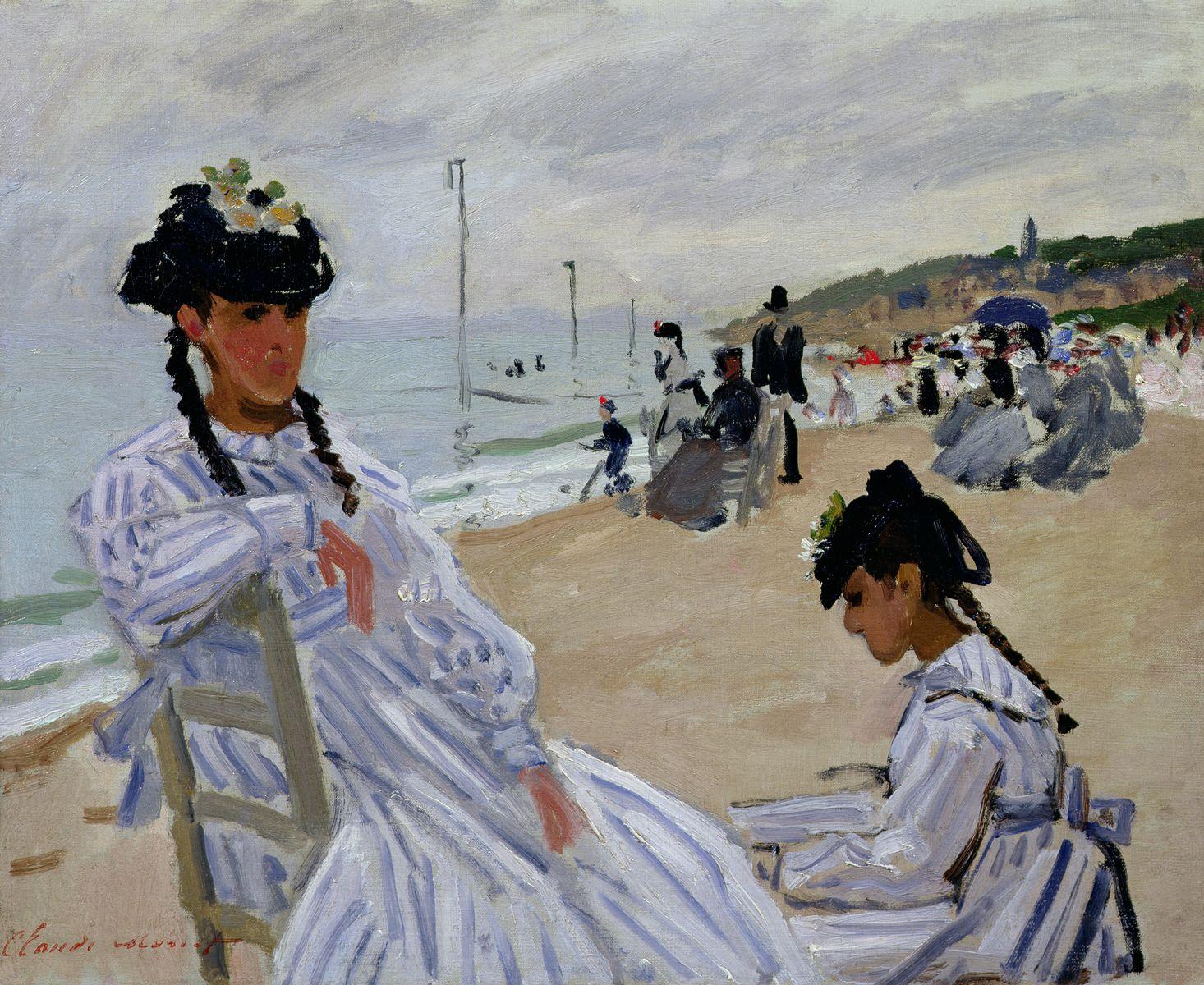 Normandie : L'expo du musée des impressionnismes de Giverny accessible en ligne - Routard.com