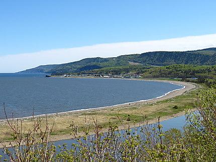 Baie de Madeleine à Madeleine-Centre