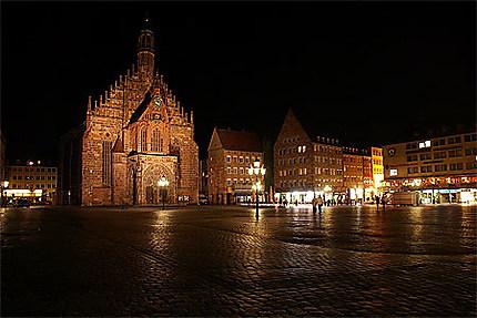 Grand place de Nüremberg