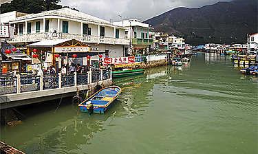 Tai O (île de Lantau)