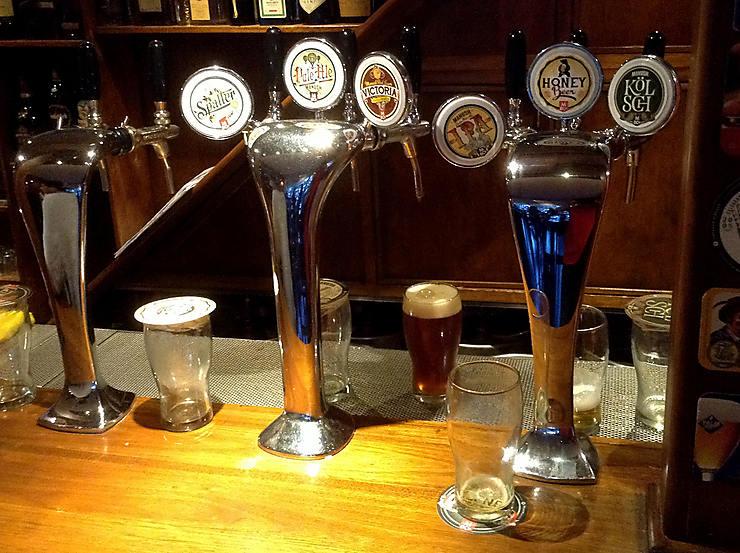 Les Andes mises en bières