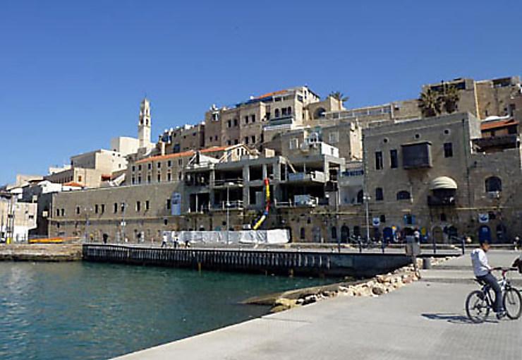 Jaffa, vieille comme le monde