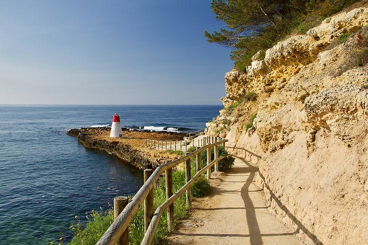 Carry-le-Rouet et les sentiers sur la Méditerranée