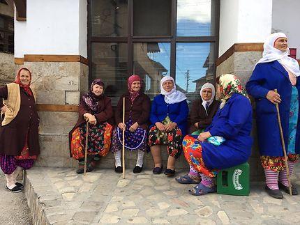 Les Belles Bulgares...