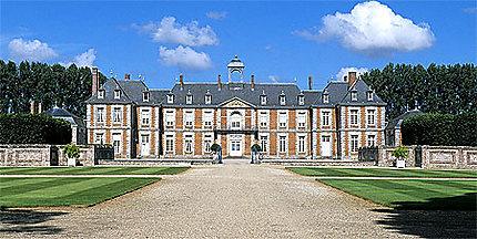 Château, Galleville