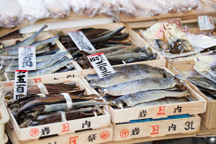 Tokyo - Le marché aux poissons de Tsukiji ferme définitivement