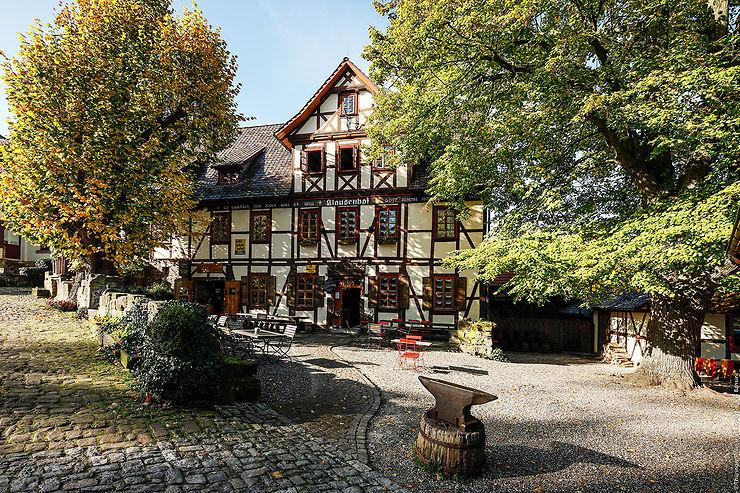 Jour 3. À Bornhagen, entre château de Hanstein et Klausenhof