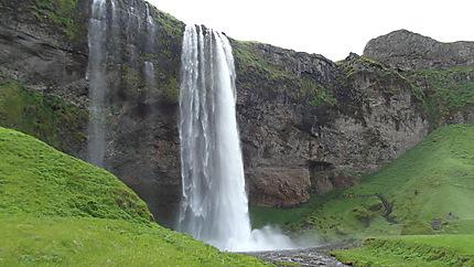Cascade de Selfoss
