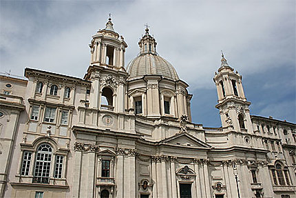 Eglise Sant'Agnese in Agone