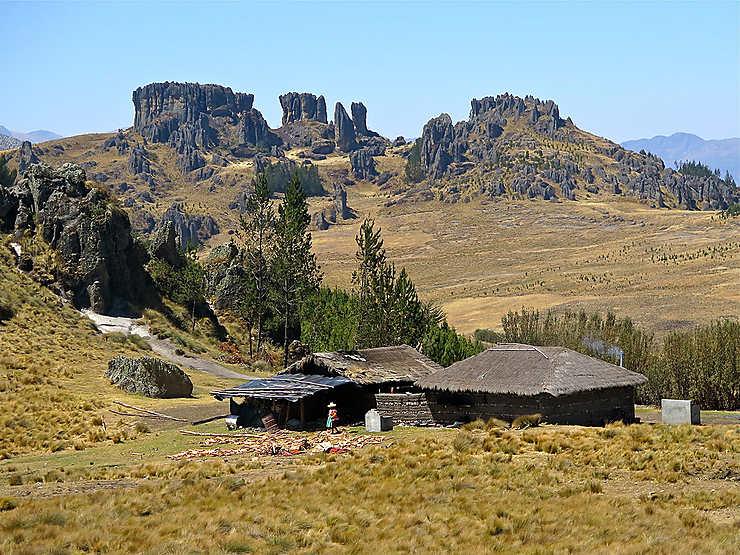 Plein nord, un autre Pérou
