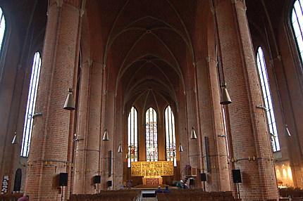 Intérieur de l'église Marktkirche