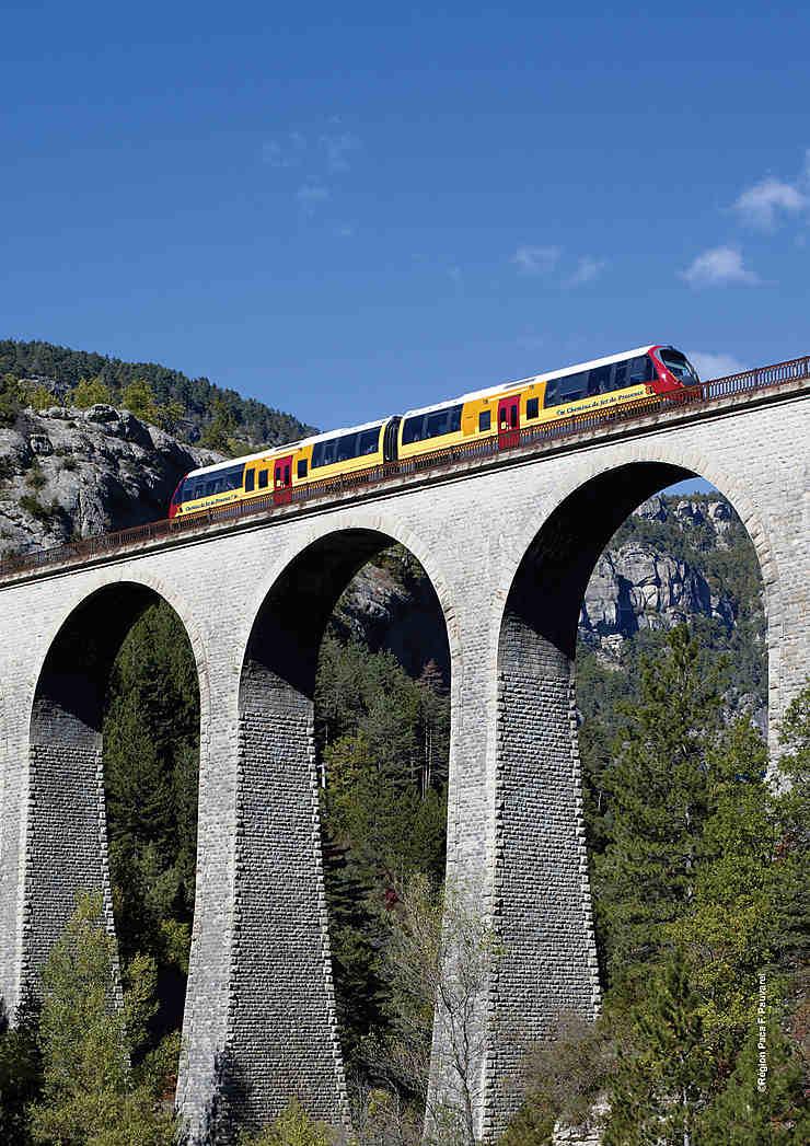 Un beau voyage entre Méditerranée et Alpes