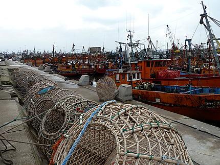 Mar del Plata le port de pèche