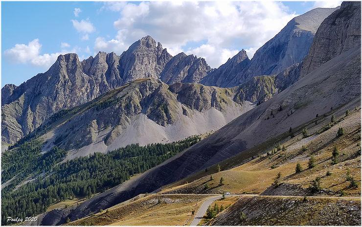 Aiguilles de Pelens, Alpes-Maritimes