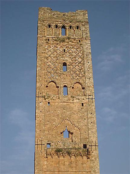 Tlemcen - Mansourah - Minaret