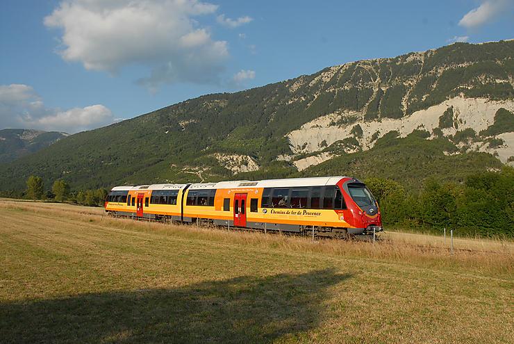Le Train des Pignes, de Nice à Digne-les-Bains avec le Routard