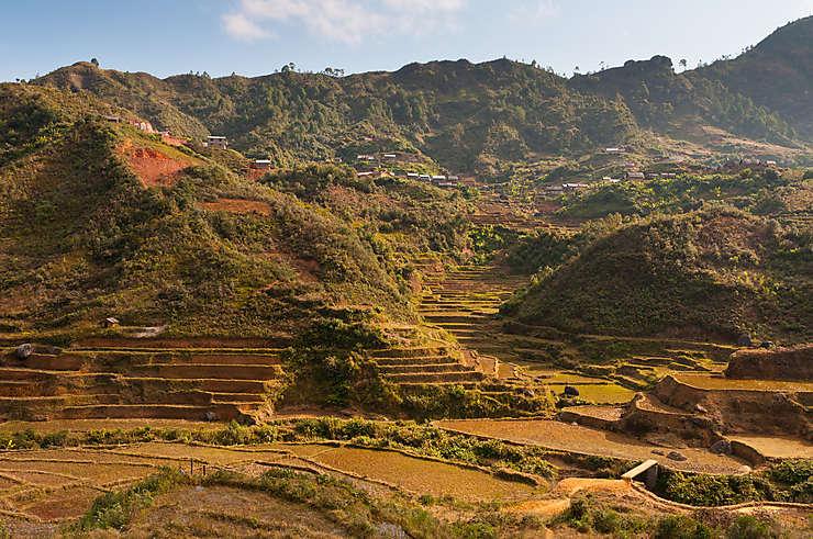 La Nationale 7, de Tana à Tuléar - Madagascar