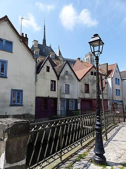 Quartier de Saint Leu