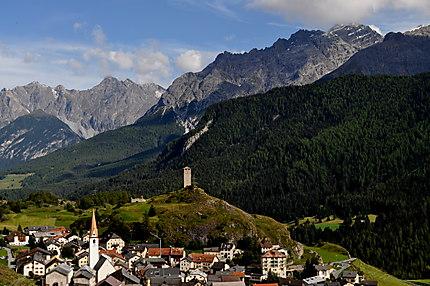 La belle vallée