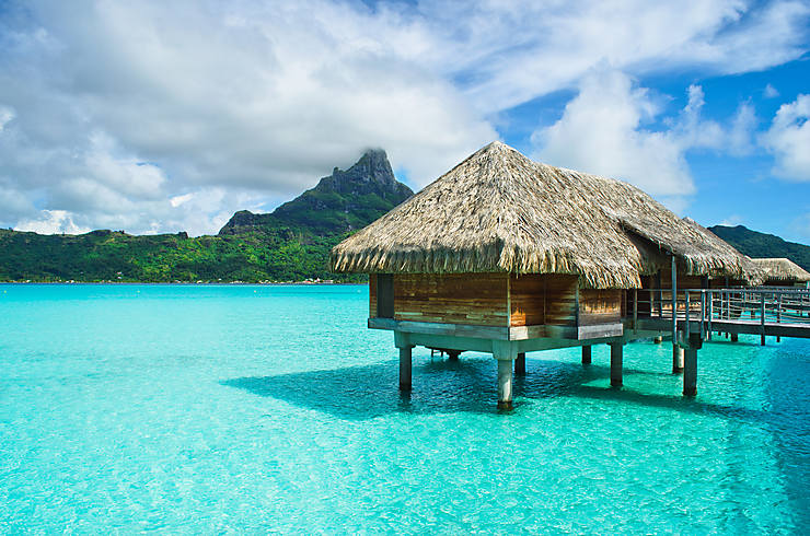 De Tahiti à Bora Bora - Polynésie française