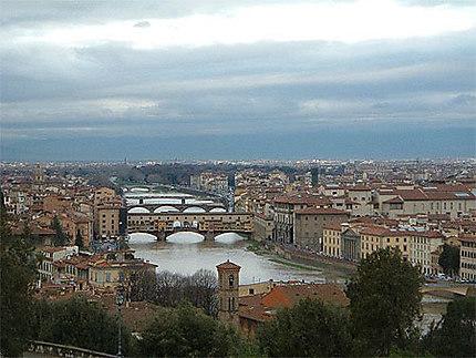 Florence, Le ponte Vecchio