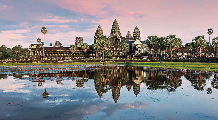 Angkor, toujours
