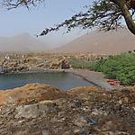 La plage de Carriçal