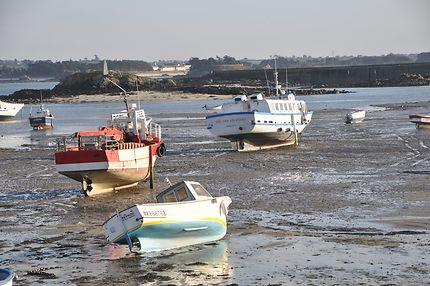 Port de l'Île de Batz