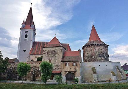Cristian - L'église fortifiée
