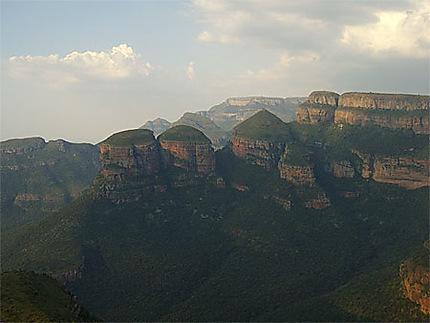 Blyde River Canyon Three Rondavels
