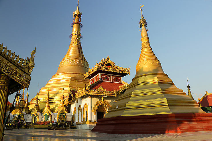 Au sud de Yangon, une autre Birmanie