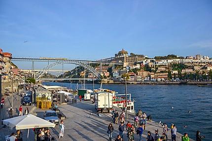 Quartier Ribeira - Porto