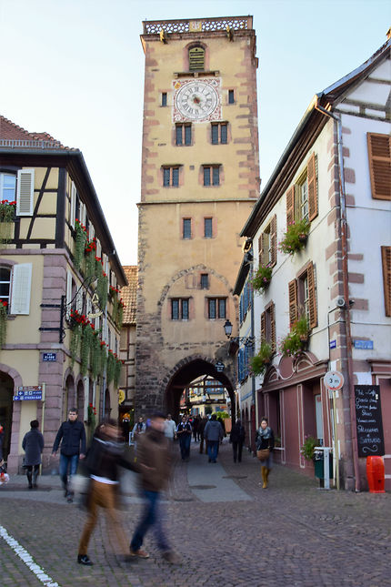 Riquewihr, ville médiévale