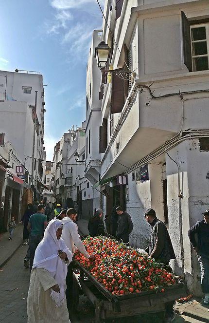 Casablanca - Entre les maisons blanches