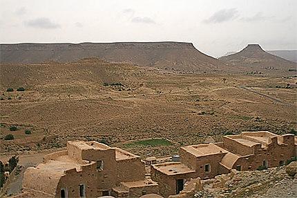 De l'ancien Village historique de Douirat