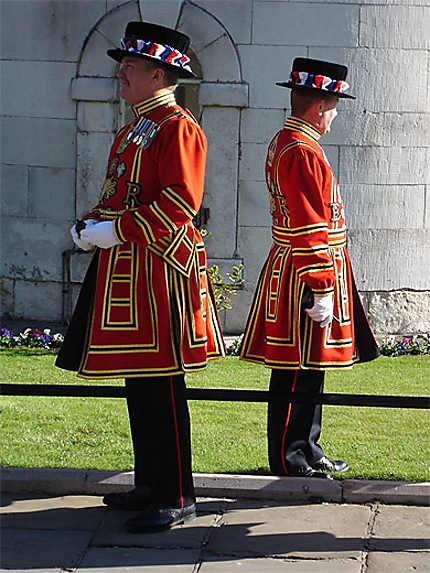 Gardes londoniens