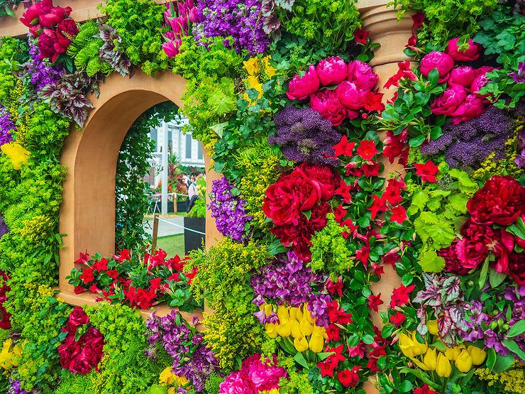 Chelsea Flower Show à Londres