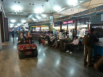 L'aéroport Atatürk
