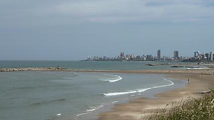Mar del Plata grandes ville et plage