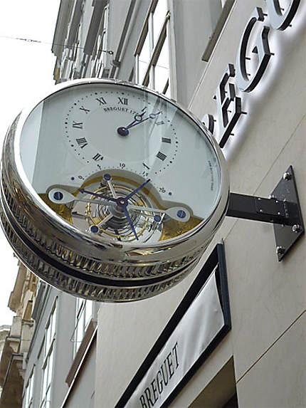 Horloge viennoise