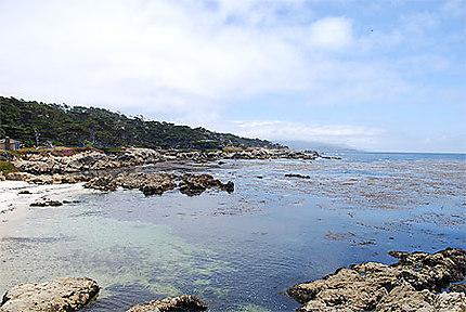 La côte californienne
