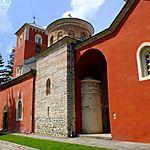 Monastère de Žiča près de Kraljevo