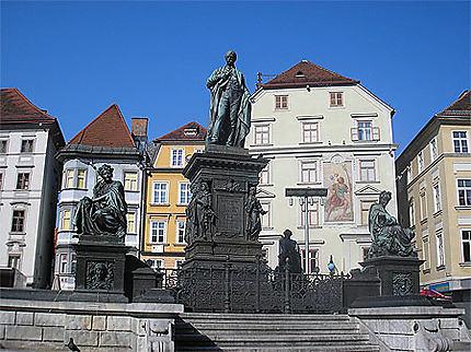Hauptplatz de Graz